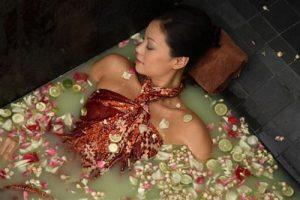 Чистим тело мыло, а  здоровье — настои трав