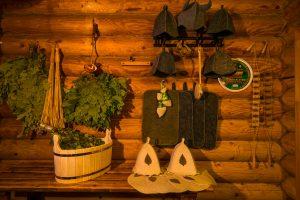 Травяной отвар для бани и настроение поднимает и здоровье укрепляет
