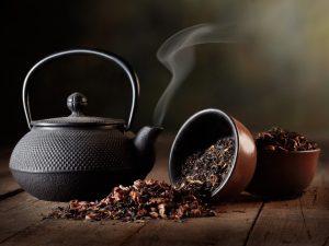Черный чай завари и недуги прогони