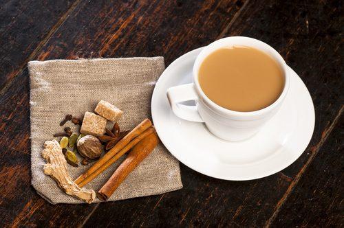 Чай масала - бодрящий привет из древней Идии