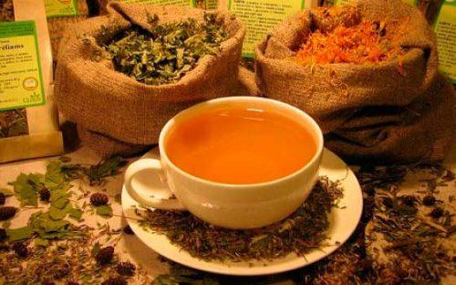 состоит монастырский чай от паразитов