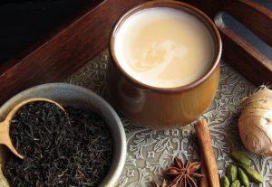 Чай масала — бодрящий привет из древней Идии